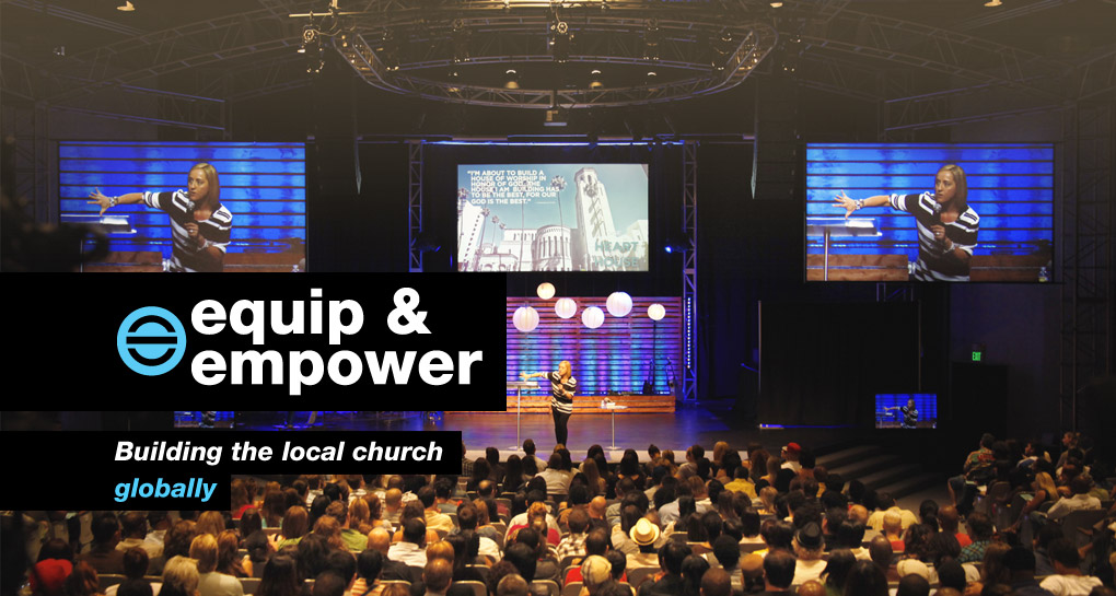 Equip and Empower