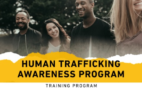 Human Trafficking Awareness Program Training