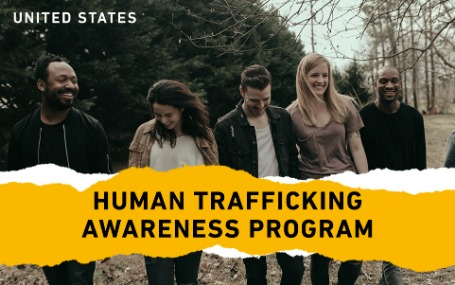 Human Trafficking Awareness Program - USA