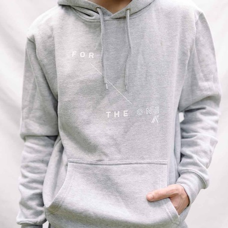 'For The One' Grey Sweatshirt