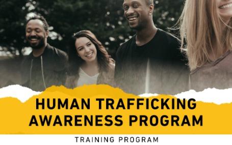 Human Trafficking Awareness Program Training