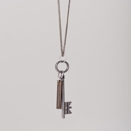 Key 2 Free Necklace
