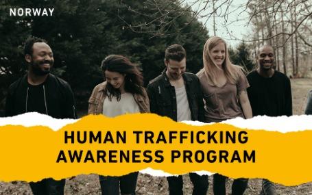 Human Trafficking Awareness Program - Norway