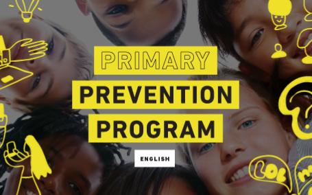 Primary Prevention Program - English