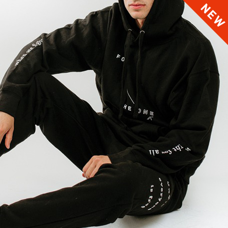 'For The One' Tracksuit Combo