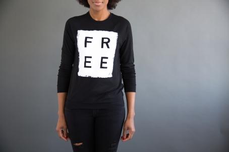 Free Box Thin Crewneck