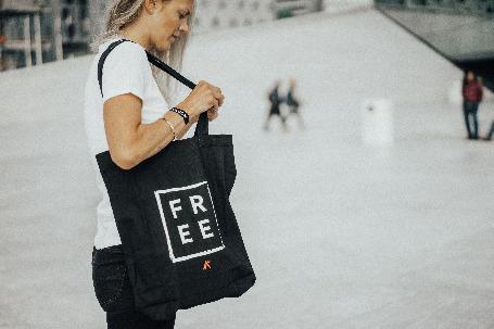 'FREE' - Totebag