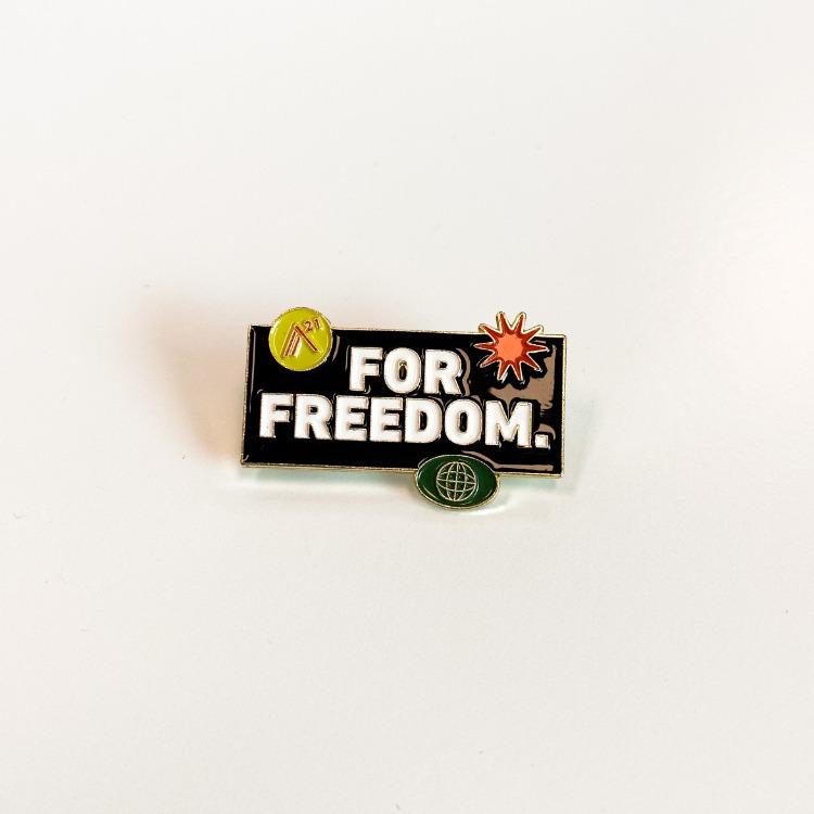 Freedom Pin