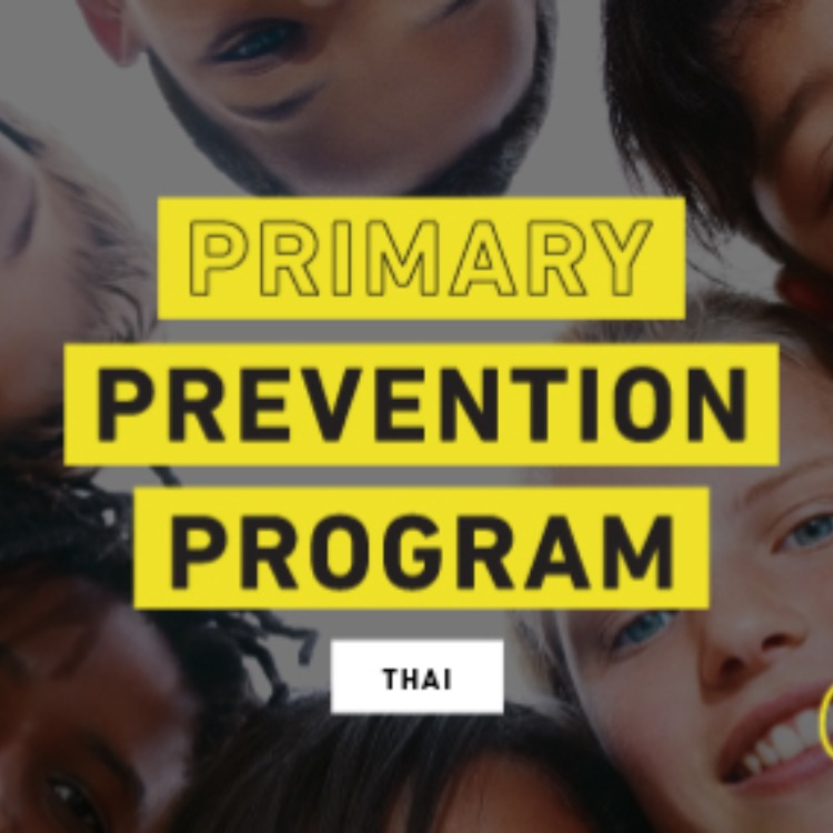 Primary Prevention Program - Thai