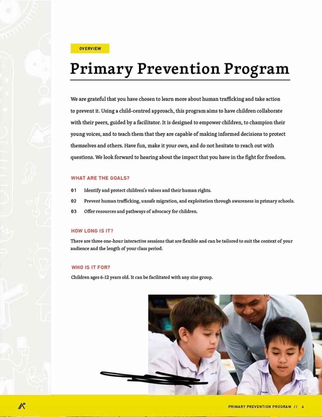 Primary Prevention Program