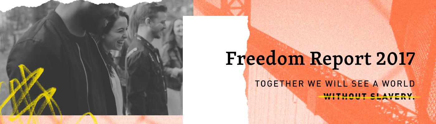 Freedom Report 2017