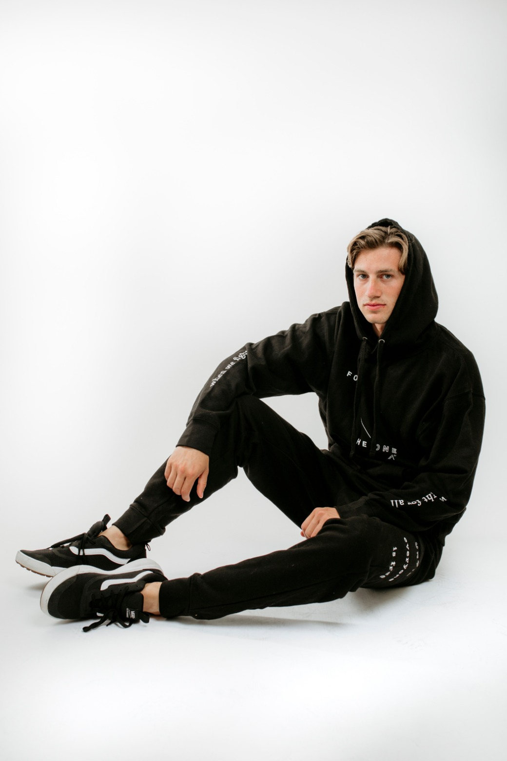 Tracksuit: Sweatshirt and Trackpants: For The ONE 2