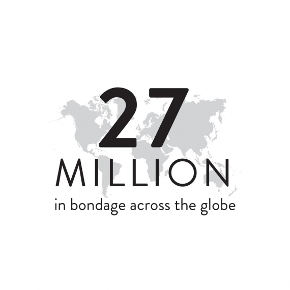 27,000,000 in bondage around the globe