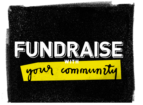 Fundraise with your community