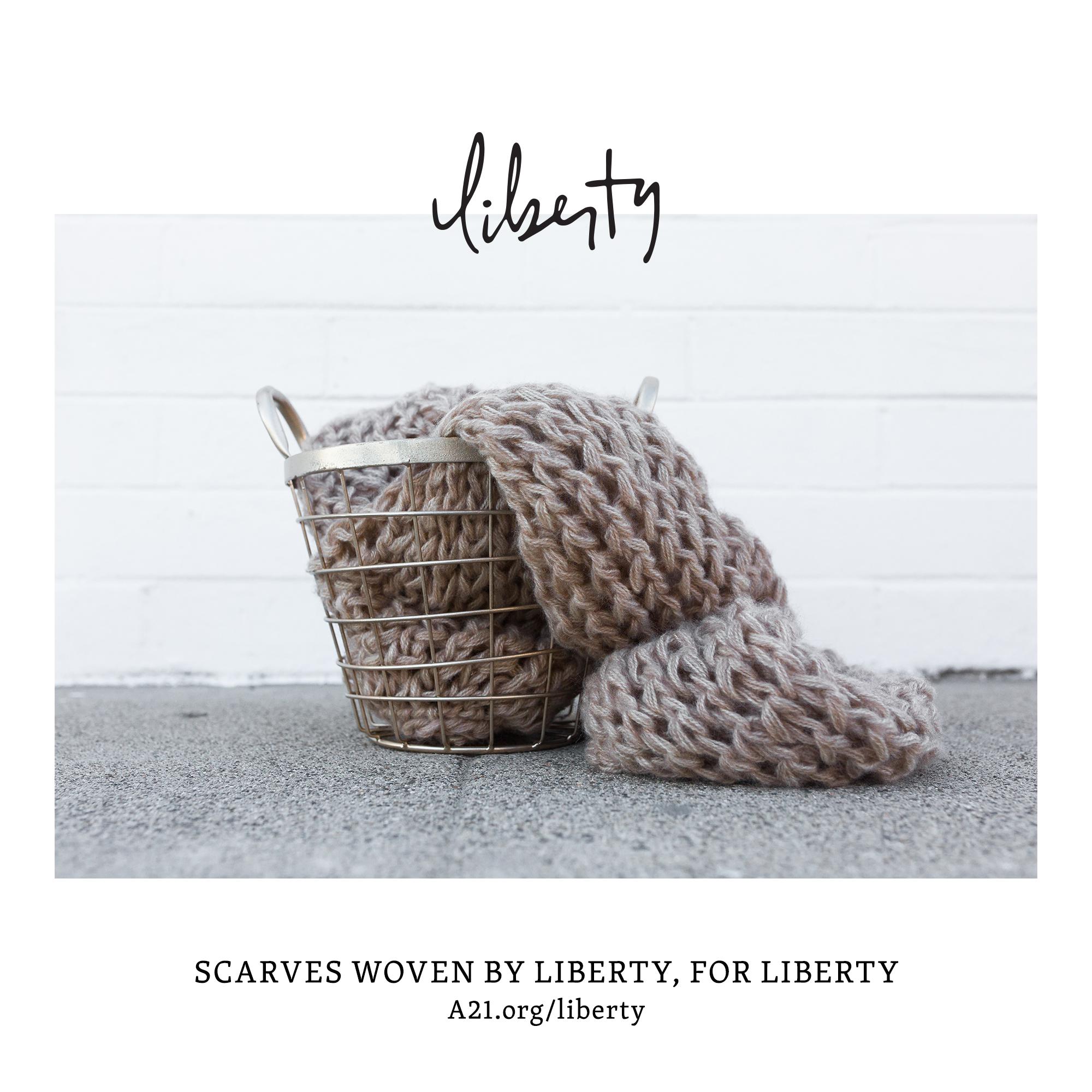 liberty scarves