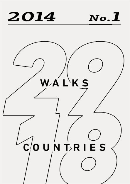 29 walks in 18 countries