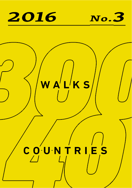 300 walks in 40 countries