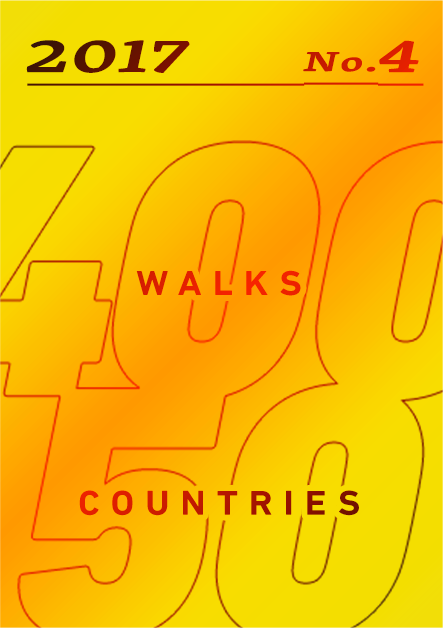 400 walks in 50 countries