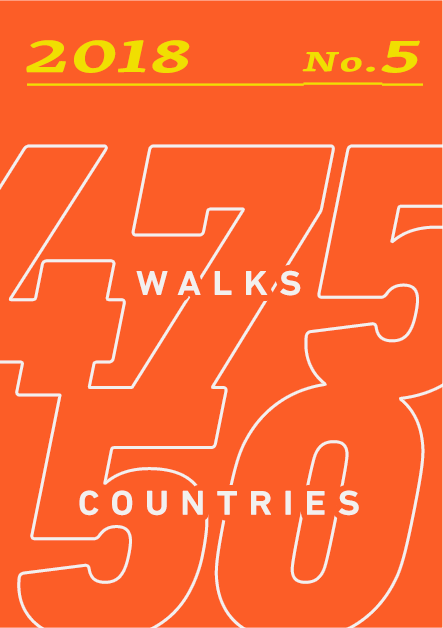 475 walks in 50 countries