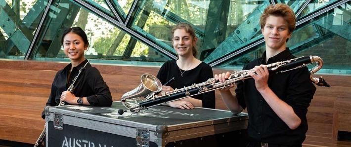 Auxiliary instrumentalists