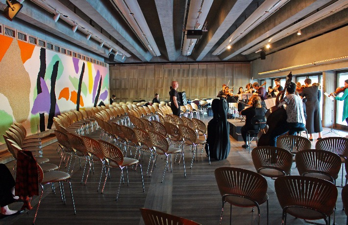 Utzon Room, Sydney Opera House