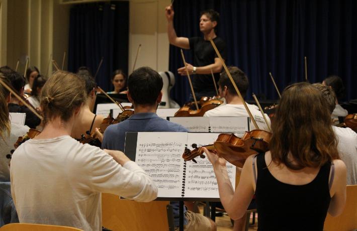Krzysztof Rehearsal 4
