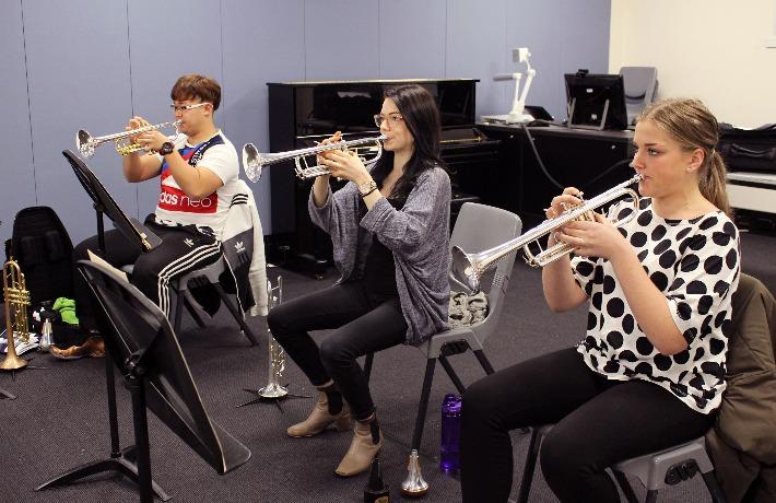 Trumpet tutorial