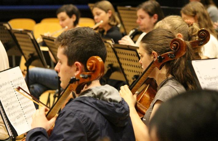 Krzysztof Rehearsal 7