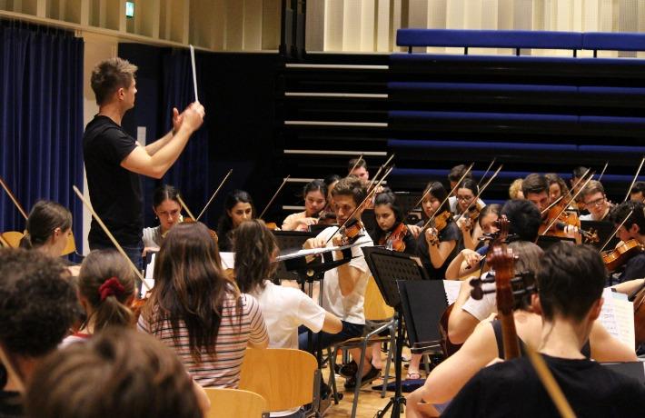 Krzysztof Rehearsal 1