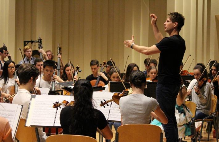 Krzysztof Rehearsal 2