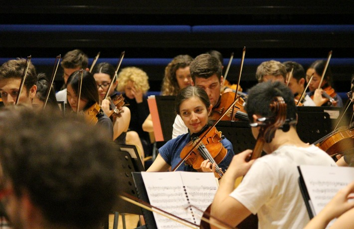 Krzysztof Rehearsal 9