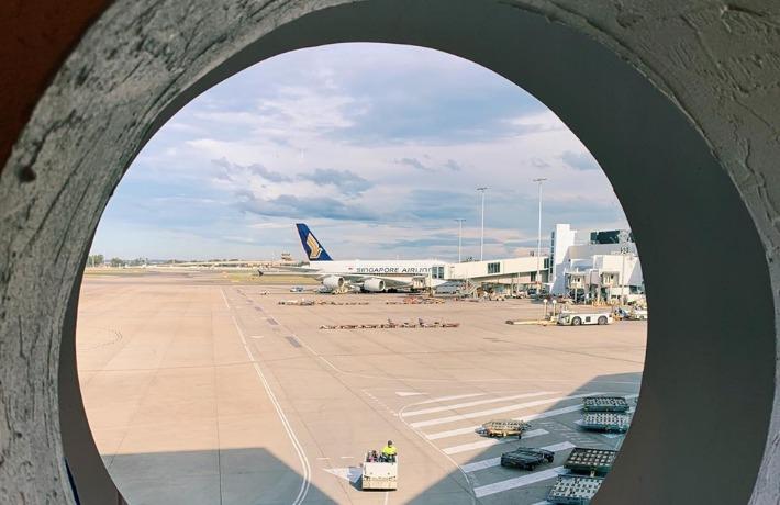 Singapore Airline 1
