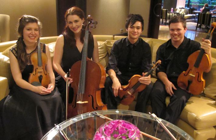 QuartetITF2014