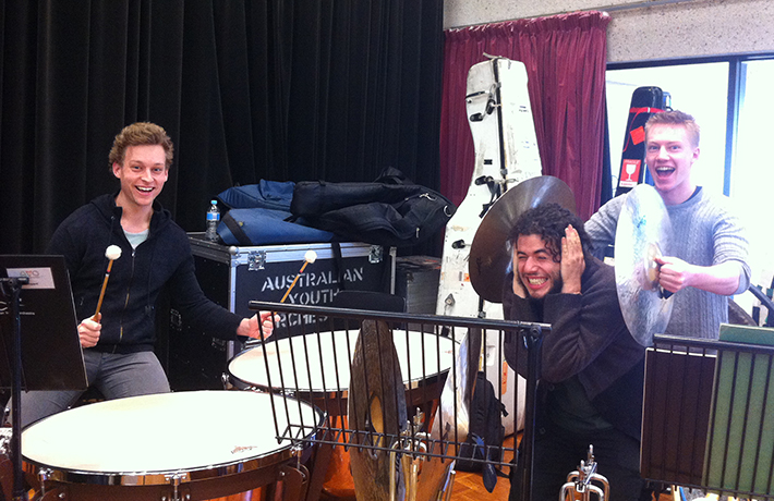 Percussion_Brisbane2014