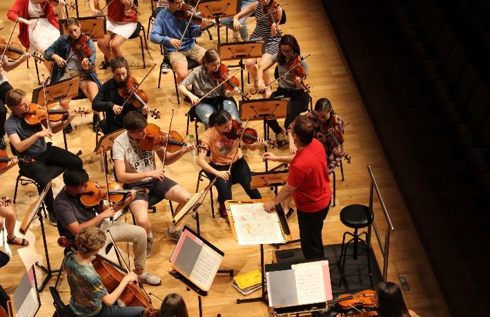 Conductor Antony Hermus
