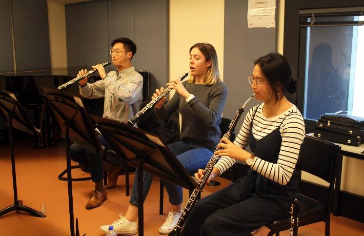 Oboe tutorial