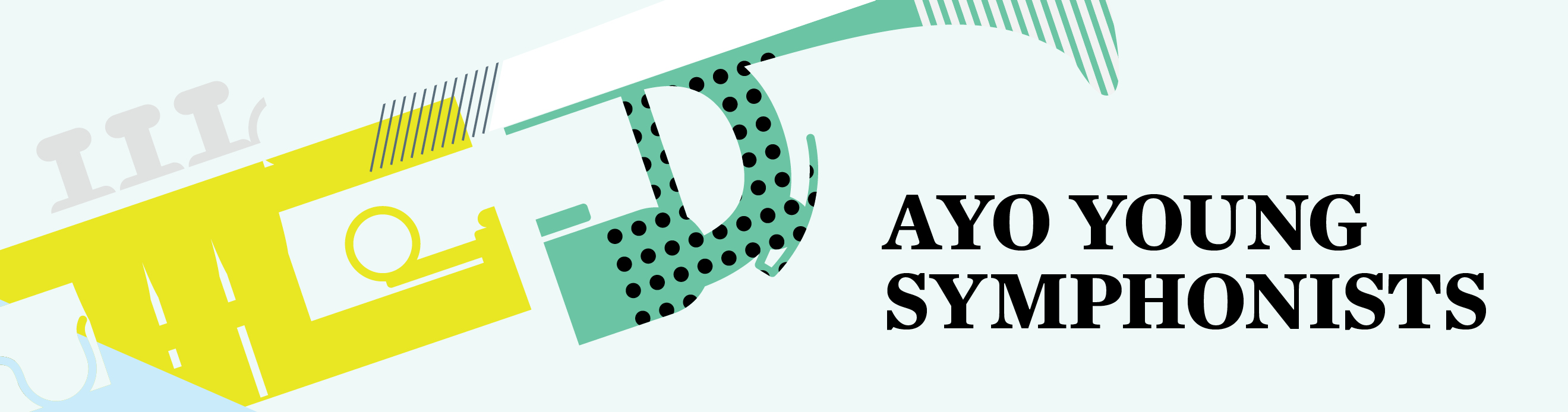 AYO Young Symphonists banner
