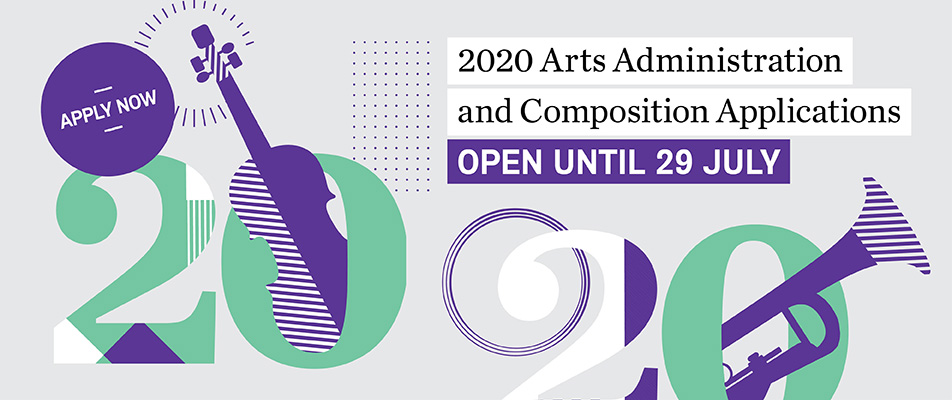 2020 Arts Admin & Composition