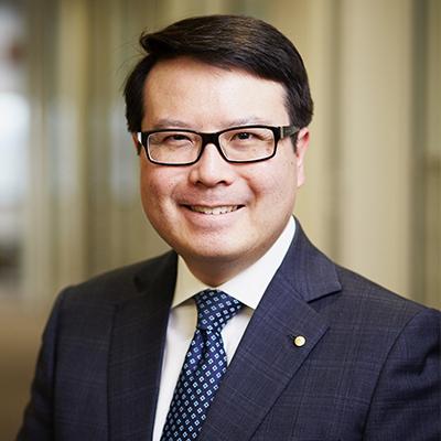 Dr Andrew Lu OAM