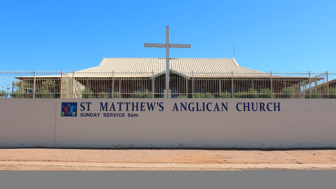 St Matthew's, Port Hedland