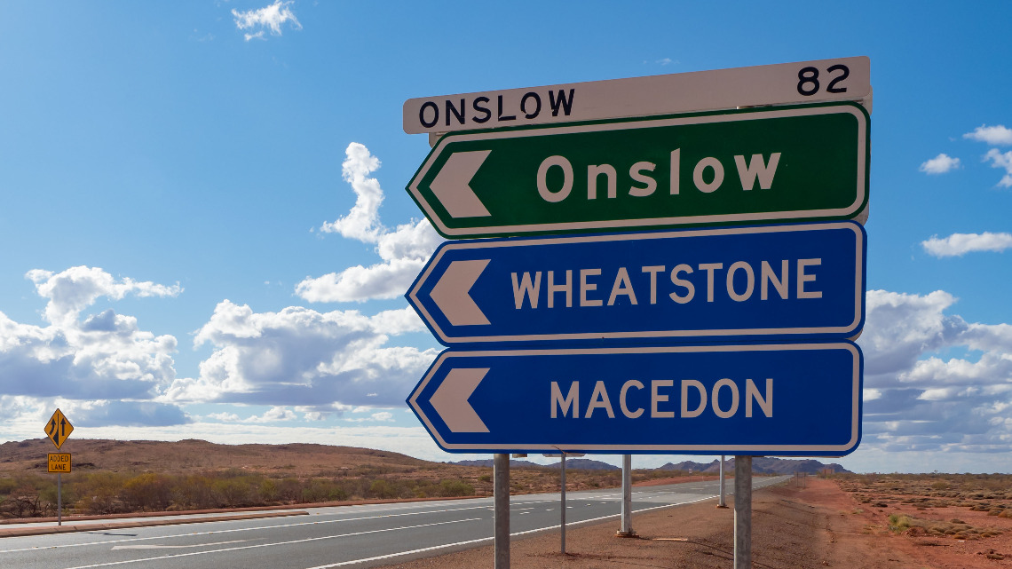 Onslow Sign