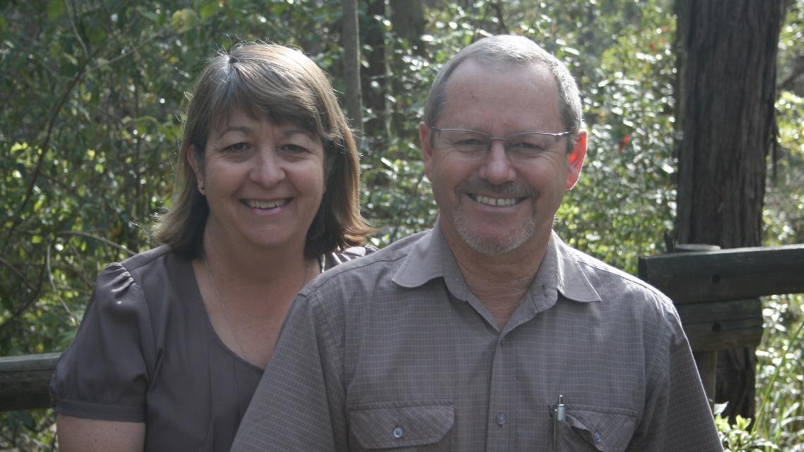 Jenny & Rob Stubbs