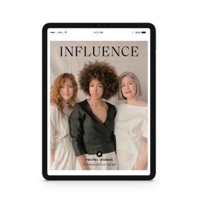 Influence Workbook (Digital Download)
