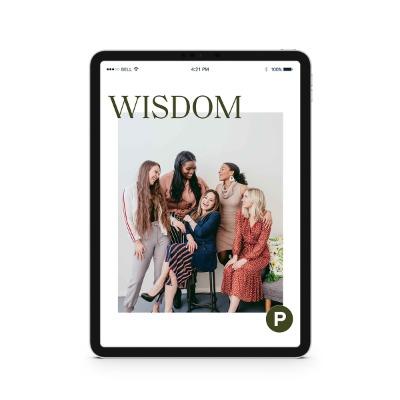 Wisdom Workbook (Digital Download)