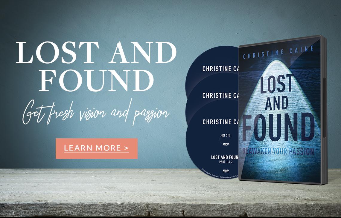 Lost & Found - July 2018