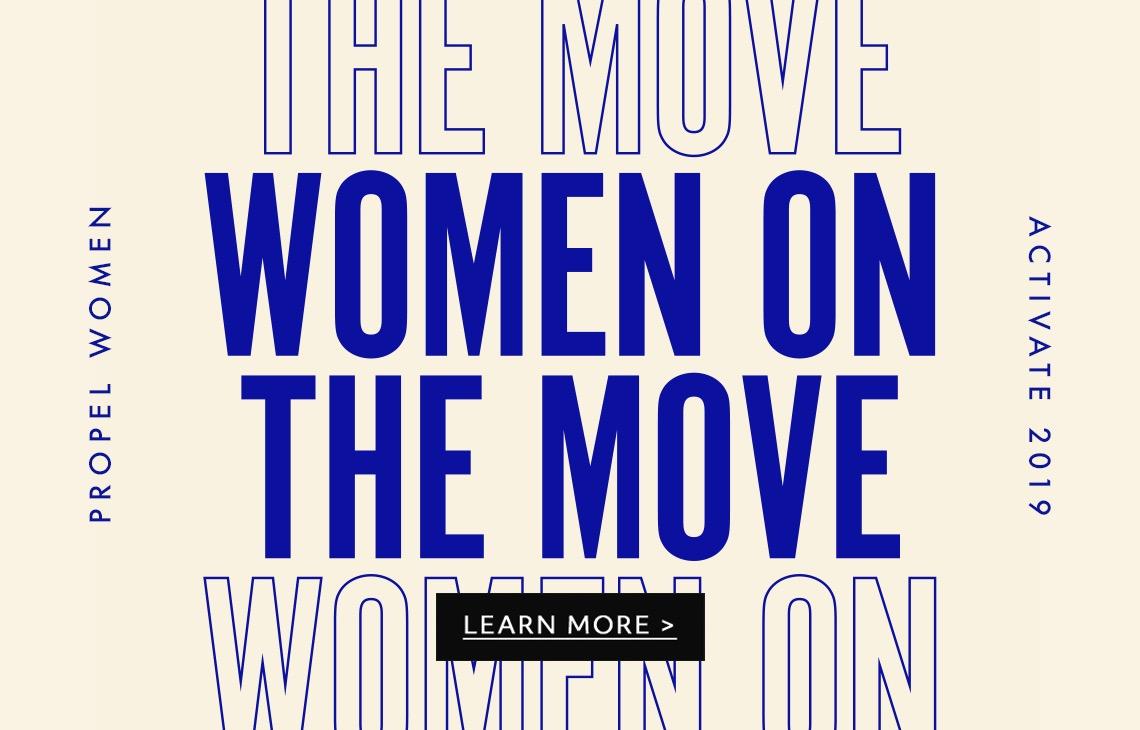 Activate 2019 Propel Women