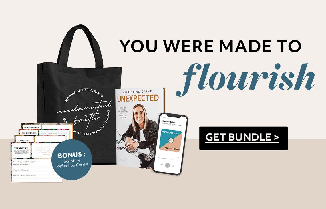 Your Flourishing Life & Momentum Bundle