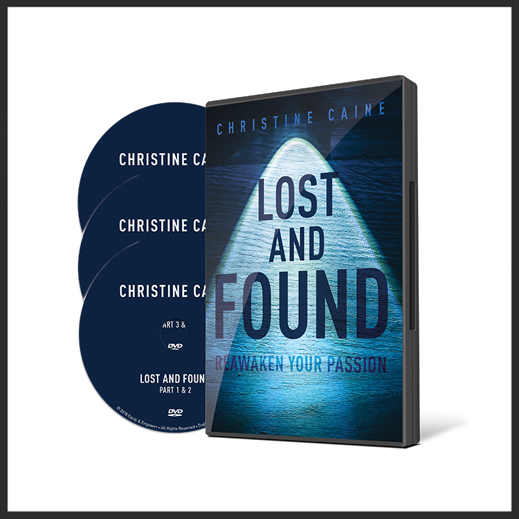 Lost & Found DVD