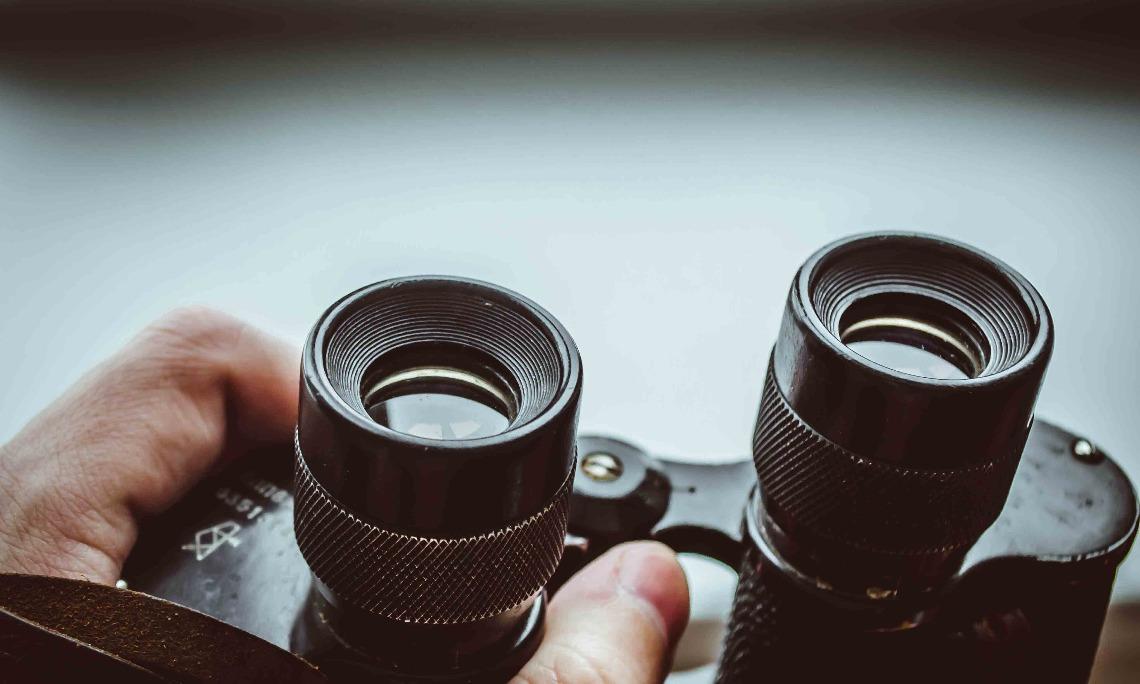 Binoculars & Hand