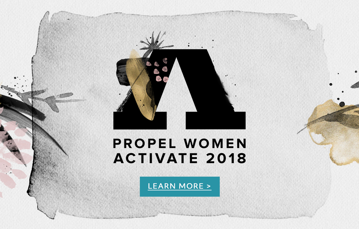 Activate 2018 Propel Women